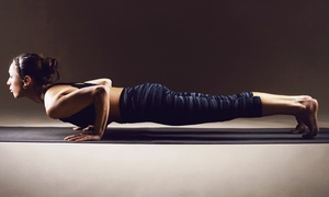 Sun Yoga: 10 Yoga Classes or Month of Unlimited Yoga at Sun Yoga (Up to 68% Off)