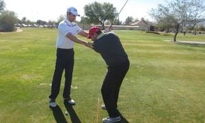 David McDaniel: One-Hour Golf Lesson from David McDaniel Golf (71% Off)