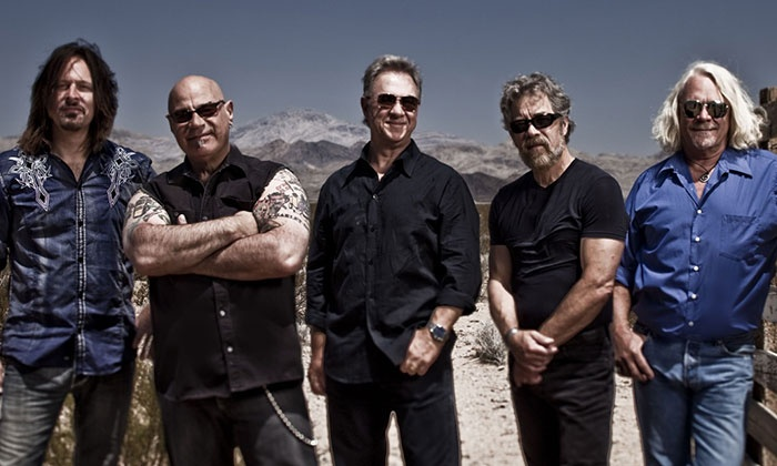 Creedence Clearwater Revisited - Hard Rock Rocksino: Creedence Clearwater Revisited at Hard Rock Rocksino Northfield Park Hard Rock Live on August 9 (Up to 50% Off)