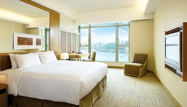 香港帝景酒店奢華氣派親子住宿之旅, 連客房升級及自助餐 1