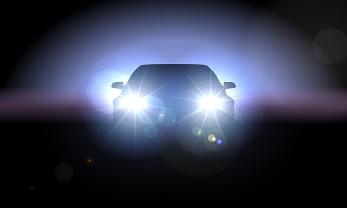 Midwest Sound & Security - Newton: $29 for Complete Headlight Restoration at Midwest Sound & Security ($58 Value)