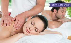Body Lounge Spa: Spa Package for Two at Body Lounge Spa (Up to 70% Off). Four Options Available.