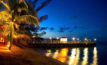 Groupon Deal: ✈ All-Inclusive Jewel Dunn's River Beach Resort with Air. Price per Person Based on Double Occupancy. Incl. Taxes & Fees.