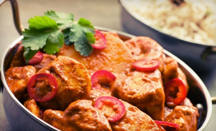 $30 Groupon to Bombay Clay Oven - Bombay Clay Oven in Denver
