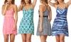 Tehama Racerback Summer Dresses: Tehama Racerback Active Summer Dresses
