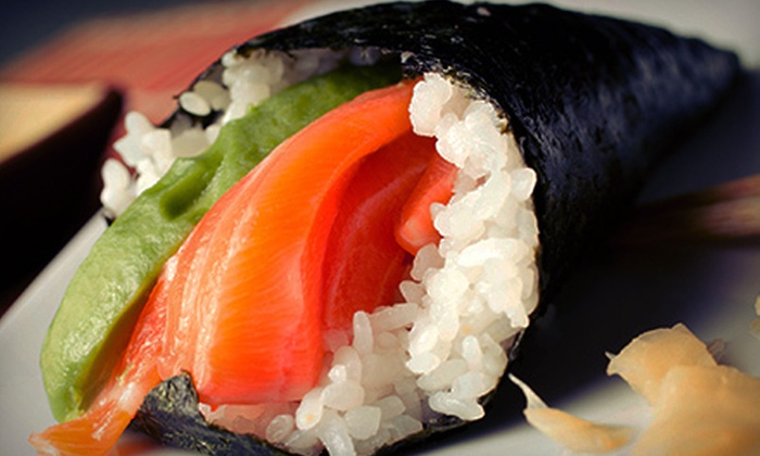 Sapoten Sushi Bar - Outer Richmond: Sushi and Japanese Food at Sapoten Sushi Bar (Half Off). Two Options Available.