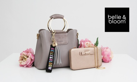 Belle & Bloom: $8 Online Credit to Spend on Handbags or $6 Online Credit to Spend on Clutches