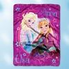 Disney's Frozen Loving Sisters Micro Raschel Throw