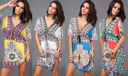 Boho Beach Summer Dress: One ($17) or Two ($29) (Don't Pay up to $139.90)