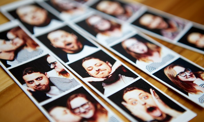 The Film Perspective - St Louis: Photo-Booth Rental with Optional Digital Prints from The Film Perspective (Up to 46% Off)