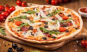 Focus Pizza: Klasyczna włoska pizza 45 cm za 19,99 zł i więcej opcji w Focus Pizza