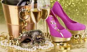 Caring Communities, Inc.: $135 for One VIP Ticket to Nevermore Masquerade NYE Ball 2015 from Caring Communities, Inc. ($199 Value)