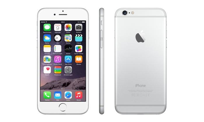 Iphone  Groupon Deal