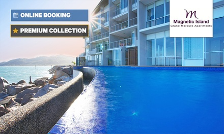 Magnetic Island, Queensland: Up to 7-Night Stay for Up to Four with Wine and Chocolates at 4* Grand Mercure Apartments