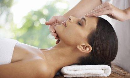 image for 60-Minute Massage with Facial at Lucy's Beauty Studio