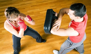 Northwest Fighting Arts: 5 or 10 Kickboxing Classes at Northwest Fighting Arts (Up to 75% Off)