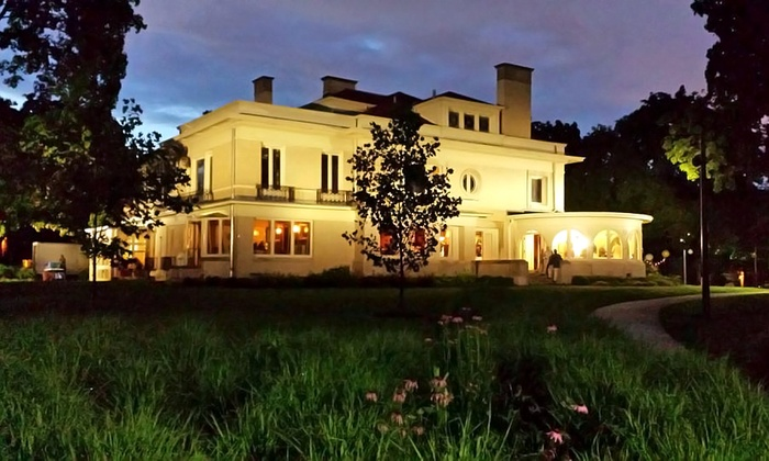 Pleasant Home Foundation - Oak Park: Historic-Home Twilight Tour plus Wine for One, Two, or Four at Pleasant Home Foundation (Up to 42% Off)