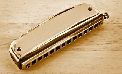 image for Harmonica Online Course from JD Courses (Up to 95% Off)