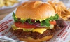 Smashburger - Multiple Locations: Made-to-Order Burgers and American Food at Smashburger (Up to 50% Off)