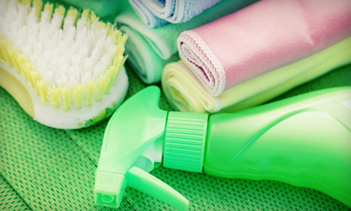 EcoMaids of Tucson - Canada Hills: $99 for Two Three-Hour Housecleaning Visits from EcoMaids of Tucson ($199 Value)