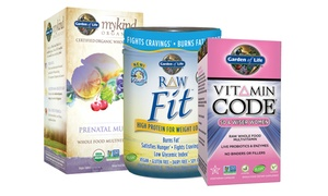 Highland Health Foods: Supplements, Vitamins, and Health Products or Garden of Life Products at Highland Health Foods (Up to 50% Off)