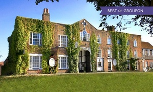 4* Inn with 2 course dinner Surrey