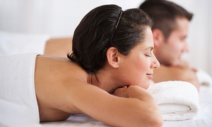 Up to 38% Off Massages for One or Couples at Sun & Moon Spa, plus 9.0% Cash Back from Ebates.
