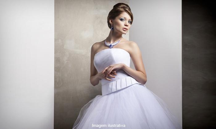 Contos de Fada Aluguel Vestidos de Noivas - Belo Horizonte: Contos de Fada – Guarani: vestido de noiva (opção de noivo, dama e pajem), a partir de 12x sem juros de R$ 45,75