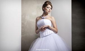 Contos de Fada Aluguel Vestidos de Noivas: Contos de Fada - Guarani: pacotes para aluguel de vestido de noiva/dama e terno (noivo e infantil)
