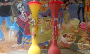 Tacos N' Ritas: $14 for Two 32-Ounce Margaritas in Souvenir Cups at Tacos N' Ritas ($44 Value)