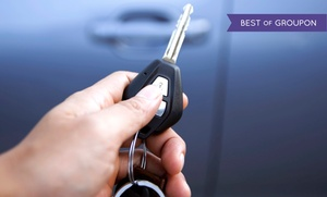 Tint World: $119 for a Remote Car Starter and $100 Toward Ultimate Tinting Package at Tint World ($299 Value)