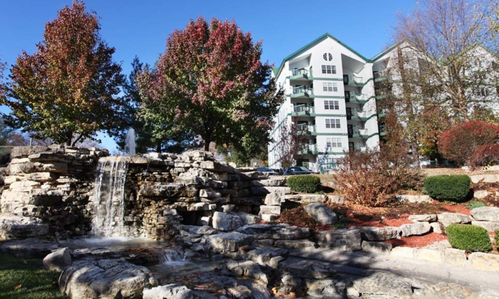 The Townhouses - Branson: 2-Night Stay at The Townhouses in Branson, MO