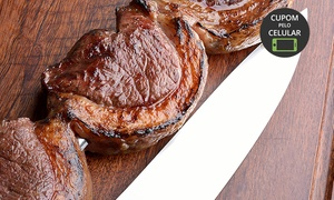 Spettu's Steak House: Spettu's Steak House – Edson Queiroz: rodizío de carnes + festival de sushi e buffet liberado para 1, 2 ou 4 pessoas