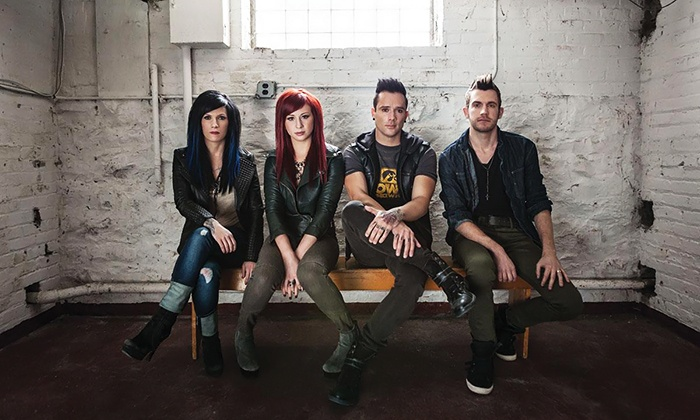 Skillet - Grand Rapids: $20 to See Skillet at Van Andel Arena on March 6 at 7 p.m. (Up to $33.55 Value)