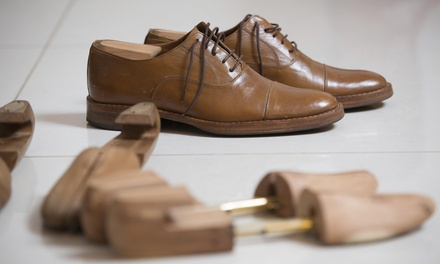 $12 for $25 Worth of Shoe Repair at Cobblestone Shoe Repair - Ladue