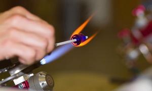 2-Hour Glassblowing Class: Sculpt Glass into Custom Art with an Expert Glassblower
