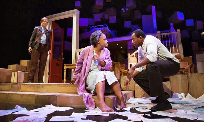 """Tree"" - San Francisco Playhouse: ""Tree"" at San Francisco Playhouse, February 28–March 6 (Up to 50% Off)"