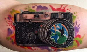 WonderfulWarriorsWave: One Hour of Tattooing at WonderfulWarriorsWave (45% Off)