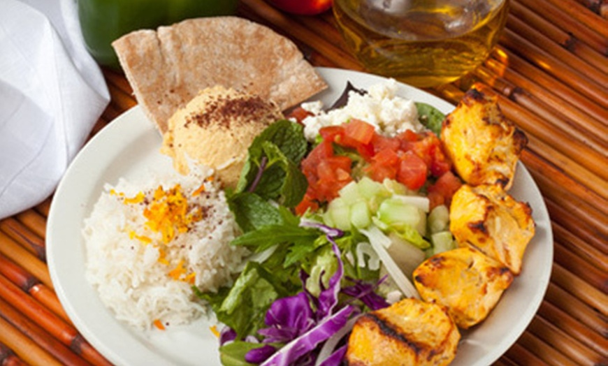 Persian Cuisine Rice Mediterranean Kitchen Groupon
