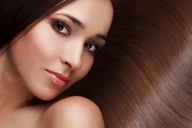 Yama @ Izabel George Hair Salon: Japanese Hair-Straightening Treatment from Yama at Izabel George Salon (52% Off)