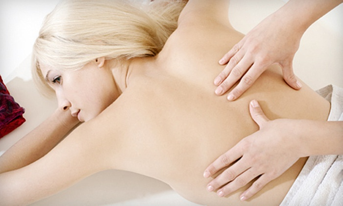Axis Aveda Salon and Spa - Spokane Valley: Spa Packages at Axis Salon and Spa in Spokane Valley (Up to 57% Off). Three Options Available.