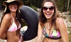 Cannonball Productions - Bus Pick-Up: $75 for a Lazy River Tubing Outing with Round-Trip Transport from Cannonball Productions ($93.65Value)