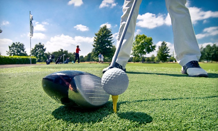 My Golf Tally - East Leon: Three or Five One-Hour Private Lessons at My Golf Tally (Up to 70% Off)
