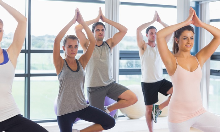 Your Yoga - South Austin: 5 or 10 Classes or One Month of Unlimited Classes at Your Yoga (Up to 68% Off)