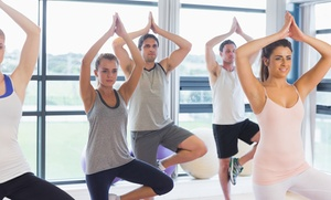 Your Yoga: 5 or 10 Classes or One Month of Unlimited Classes at Your Yoga (Up to 68% Off)