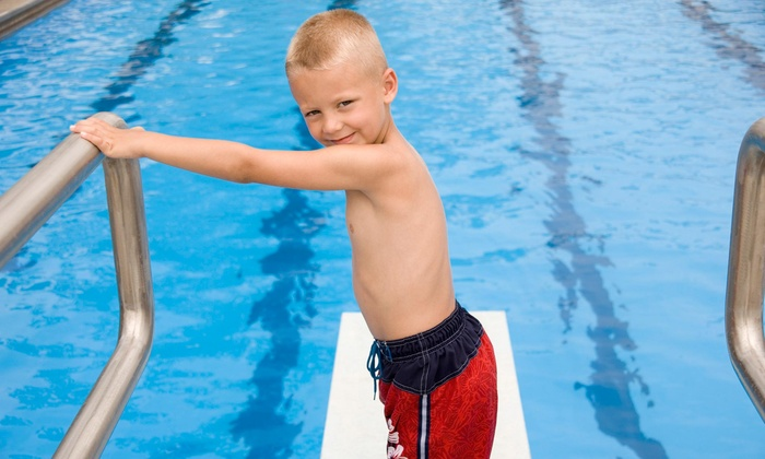 Pointer Ridge Swim & Racquet Club - Bowie: One- or Five-Visit Family Pool Pass at Pointer Ridge Swim & Racquet Club (Up to 70% Off)