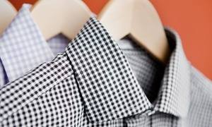 Clean Factory: Dry Cleaning at Clean Factory (Up to 50% Off)