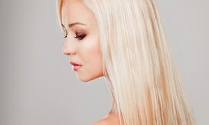 Glenda's Barber Shop: $36 for a Shampoo, Haircut, Blow-Dry, and Deep-Heat Conditioning Keratin Treatment at Glenda's Barber Shop ($75 Value)