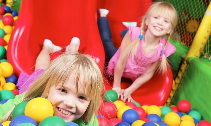 Funnery Play Park - Newmarket: Two-Month Unlimited Play Pass for One or Two Children at Funnery Play Park  (Up to 51% Off)