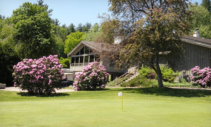 Shaker Farms Country Club - Westfield: 18 Holes of Golf for Two or Four with Cart Rental and Discounts at Shaker Farms Country Club (Up to 73% Off)
